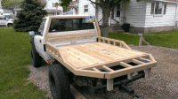 How To Build A Truck Flatbed Plans - Best Image Truck ...