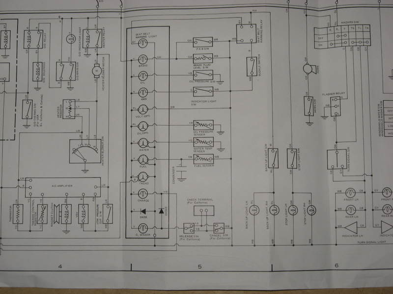 Toyota Pickup Wiring Diagrams Electronic Schematics collections
