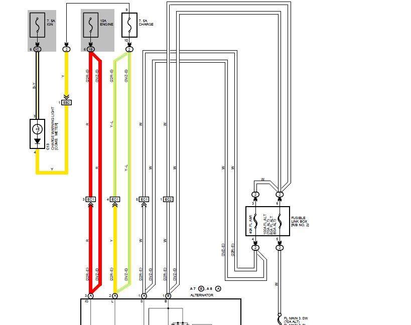 alternator wiring - YotaTech Forums