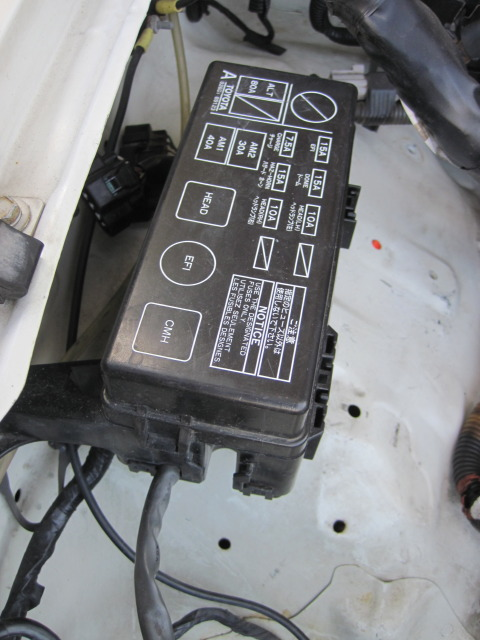 1989 Toyota Pickup Fuse Diagram - Wwwcaseistore \u2022
