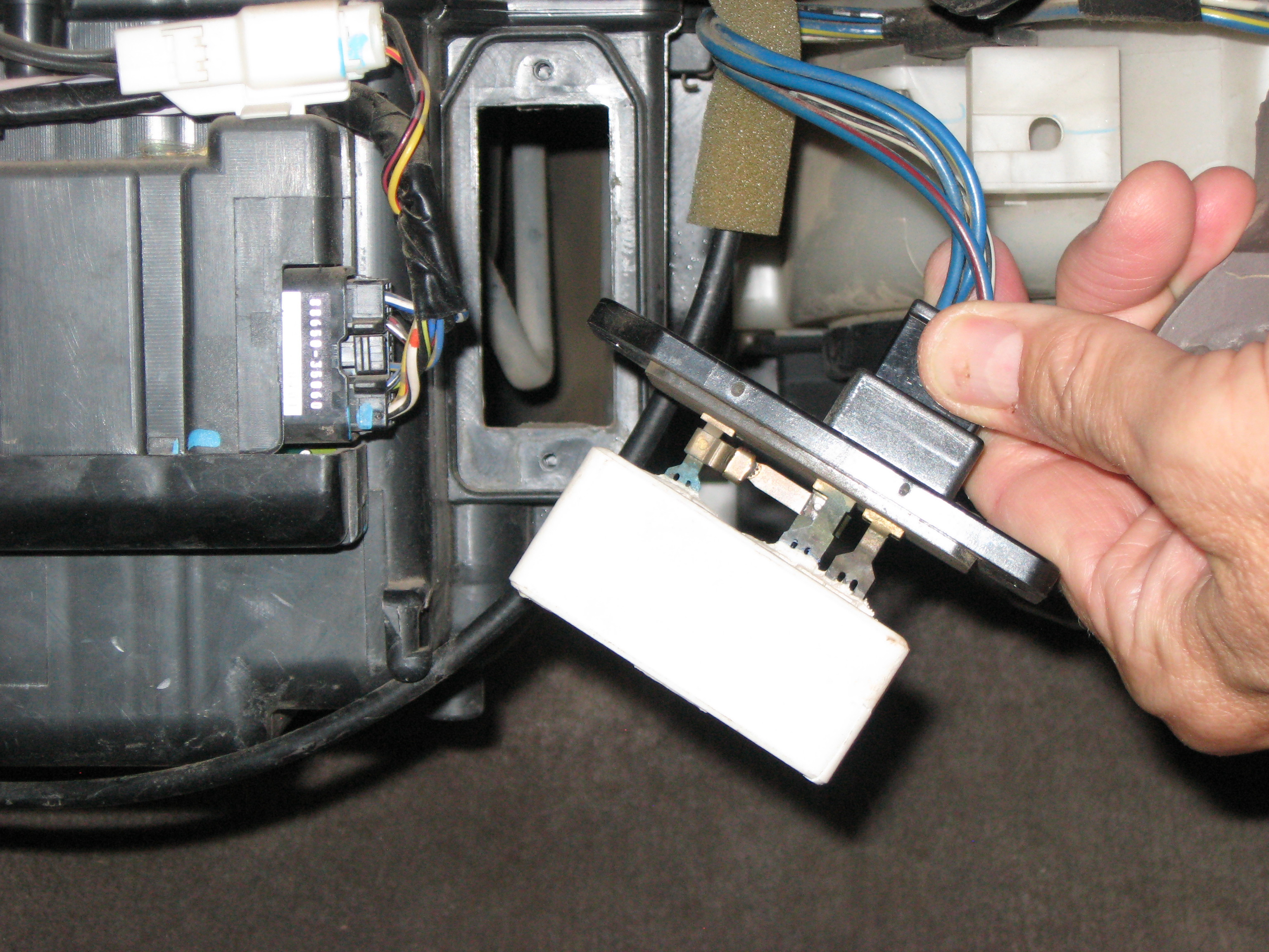 68 Buick Wiring Diagram Schematic Where Is My Blower Motor Resistor Yotatech Forums