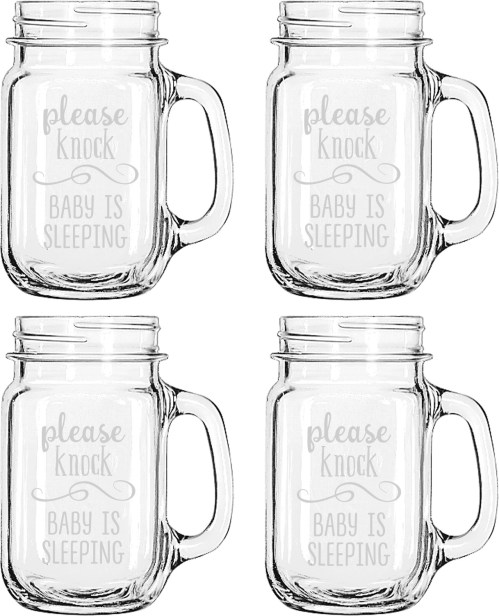 Medium Of Personalized Mason Jars