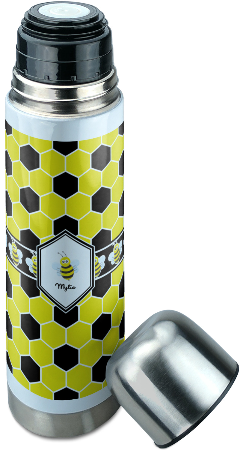 Honeycomb Stainless Steel Thermos Personalized You