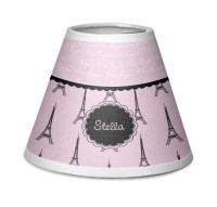 Paris & Eiffel Tower Chandelier Lamp Shade (Personalized ...