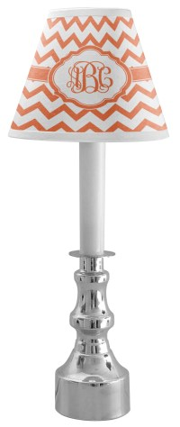 Chevron Chandelier Lamp Shade (Personalized) - YouCustomizeIt