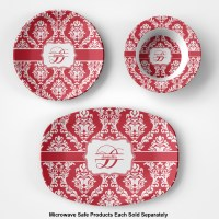 Damask Composite Polymer Plate (Personalized) - YouCustomizeIt