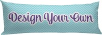 Design Your Own Body Pillow Case (Personalized ...