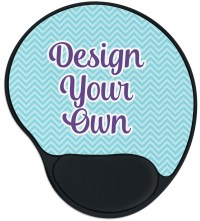 Design Your Own Mouse Pad with Wrist Support - YouCustomizeIt