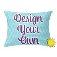 Design Your Own Outdoor Throw Pillow (Rectangular ...
