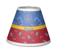 Cowboy Chandelier Lamp Shade (Personalized) - YouCustomizeIt