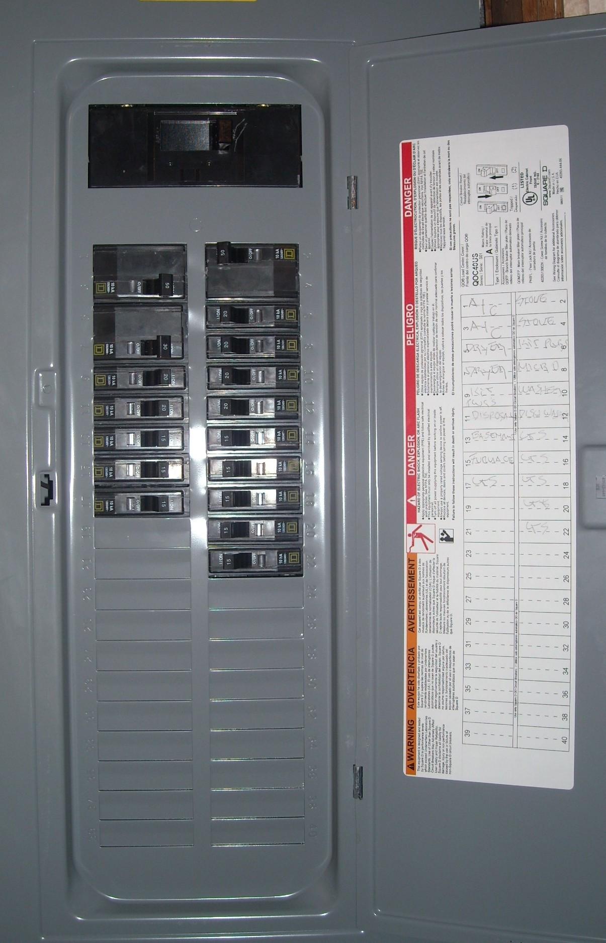 Home Fuse Box Heater Wiring Diagram Data Main Breaker Hot Water Audio