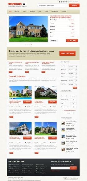 YJ Mortgage Calculator - Joomla Calculator Module - mortgage calculator template