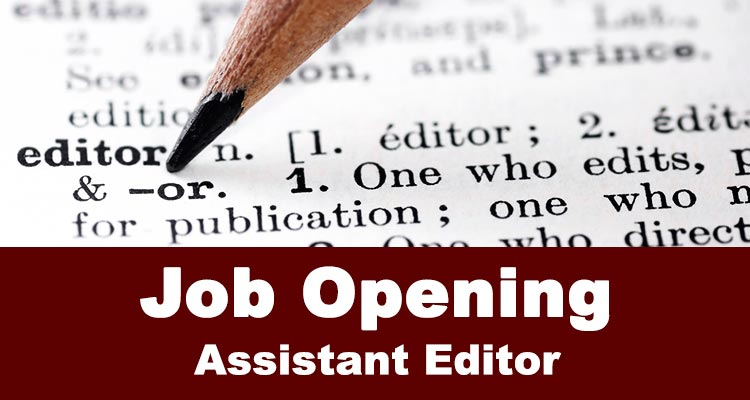 Assistant Editor Job in Islamabad - Youlin Magazine