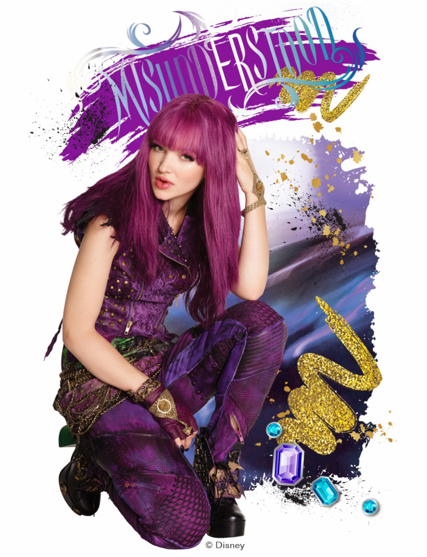 Boy And Girl Wallpaper With Quotes New High Quality Disney Descendants 2 Promo Pictures