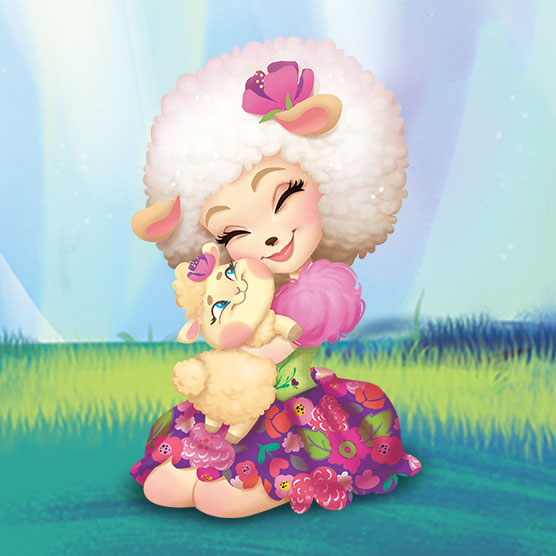 Sloth Wallpaper Cute New Enchantimals In Cute Official Art Youloveit Com