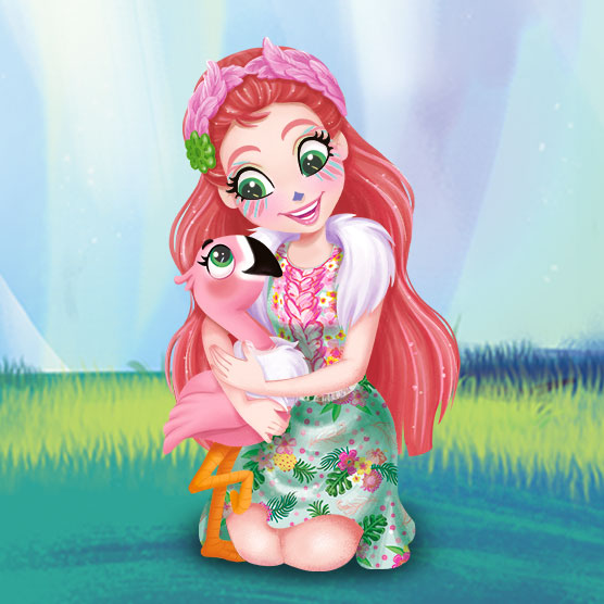 Cute Sloth Wallpaper New Enchantimals In Cute Official Art Youloveit Com