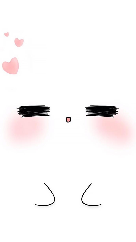Cute Totoro Wallpaper 粉色可爱卡通壁纸 优美图