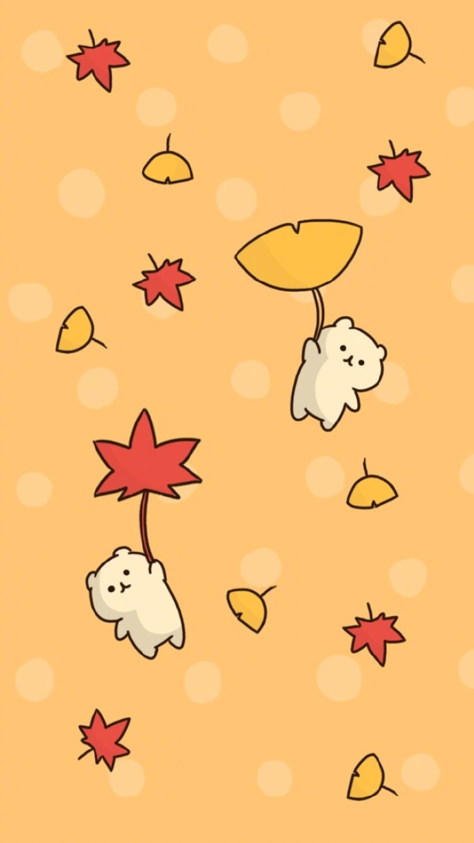 Fall Halloween Iphone Wallpaper 可爱手机壁纸大全超萌 手机壁纸高清个性简约 6 优美图