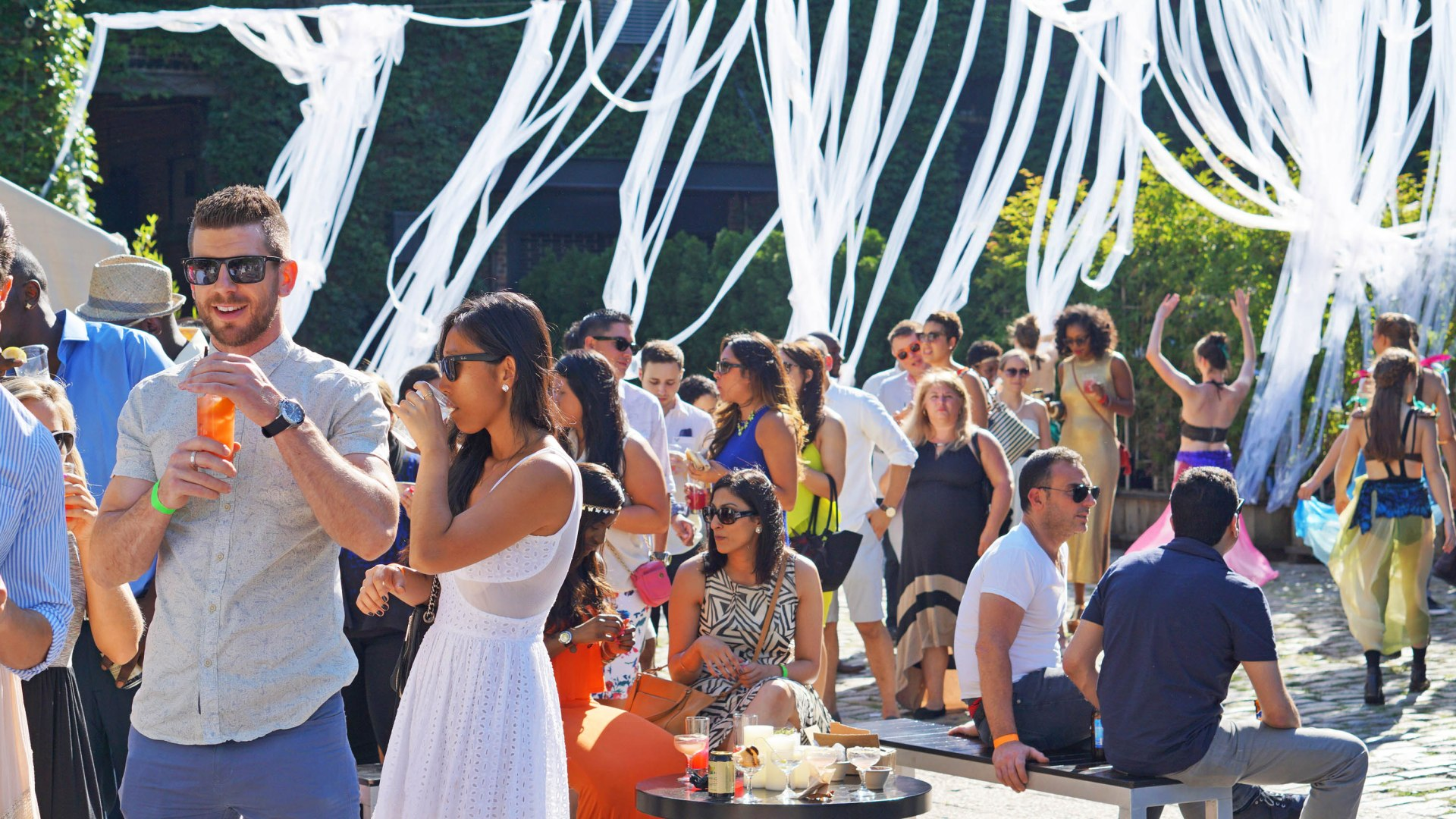 5 NYC Summer Food Festivals I'm Most Pumped For