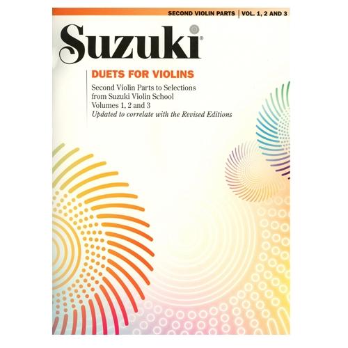 Duets For Violins - Suzuki