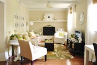 Embracing Beige Paint On Our Walls | Young House Love