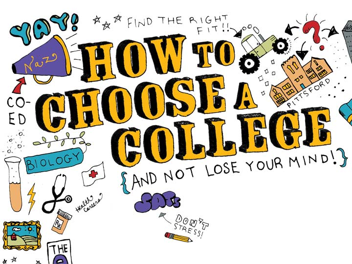 How to Choose The Right College YOUniversityTV