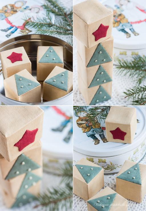 15 diy christmas ornaments made by grandma fabric