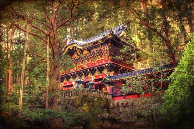 Amazing Falls Wallpaper A Walk To Remember In Nikko National Park Japan