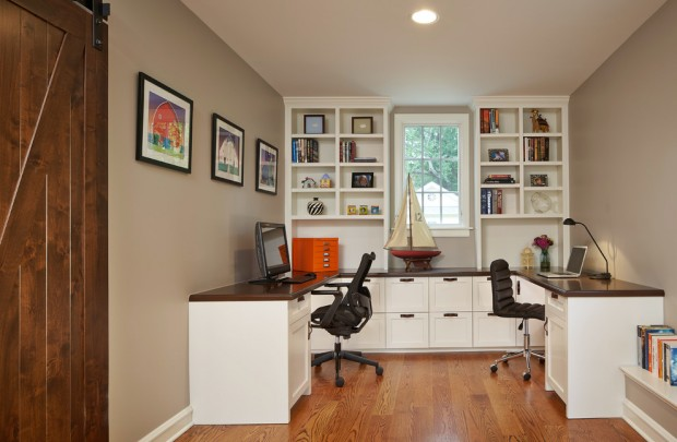 Best Small Home Office Ideas on a Budget - YourAmazingPlaces - home office ideas on a budget