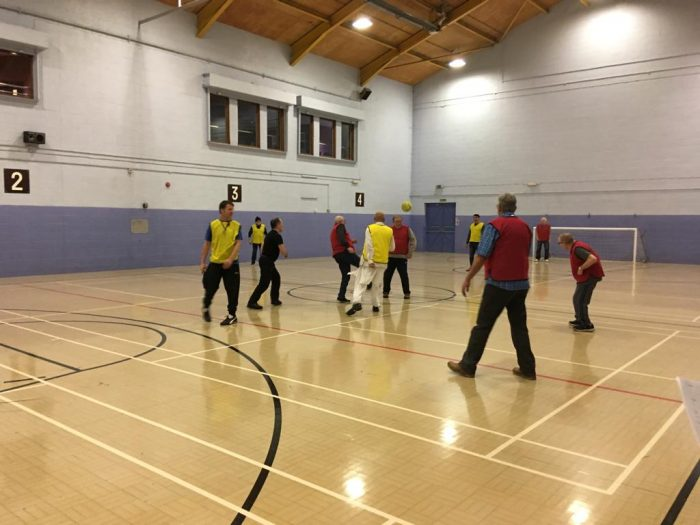 Walking Football Match 10