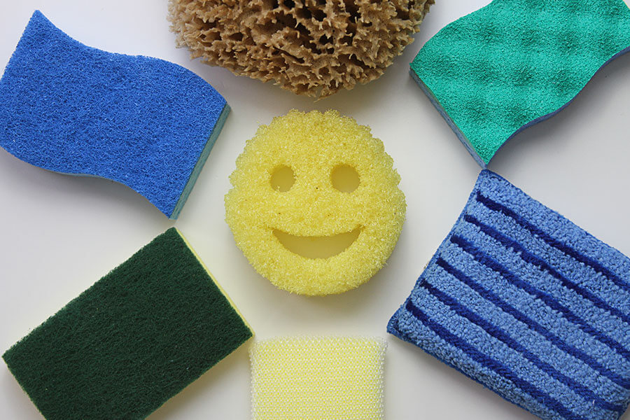 The Best Kitchen Cleaning Sponge of 2019 - Your Best Digs