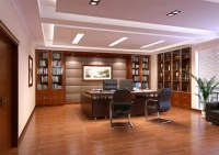 Feng Shui Office Layout Tips, Taboos, Desk Placement