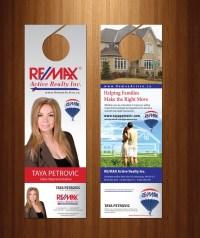 Realty Door Hangers & Inspiration Of Real Estate Door ...