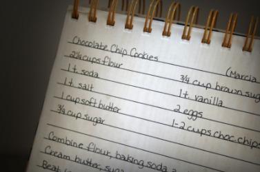 Recipe dictionary definition | recipe defined