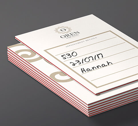 Triple Layer Appointment Cards \u2013 Your Digital Printing Company