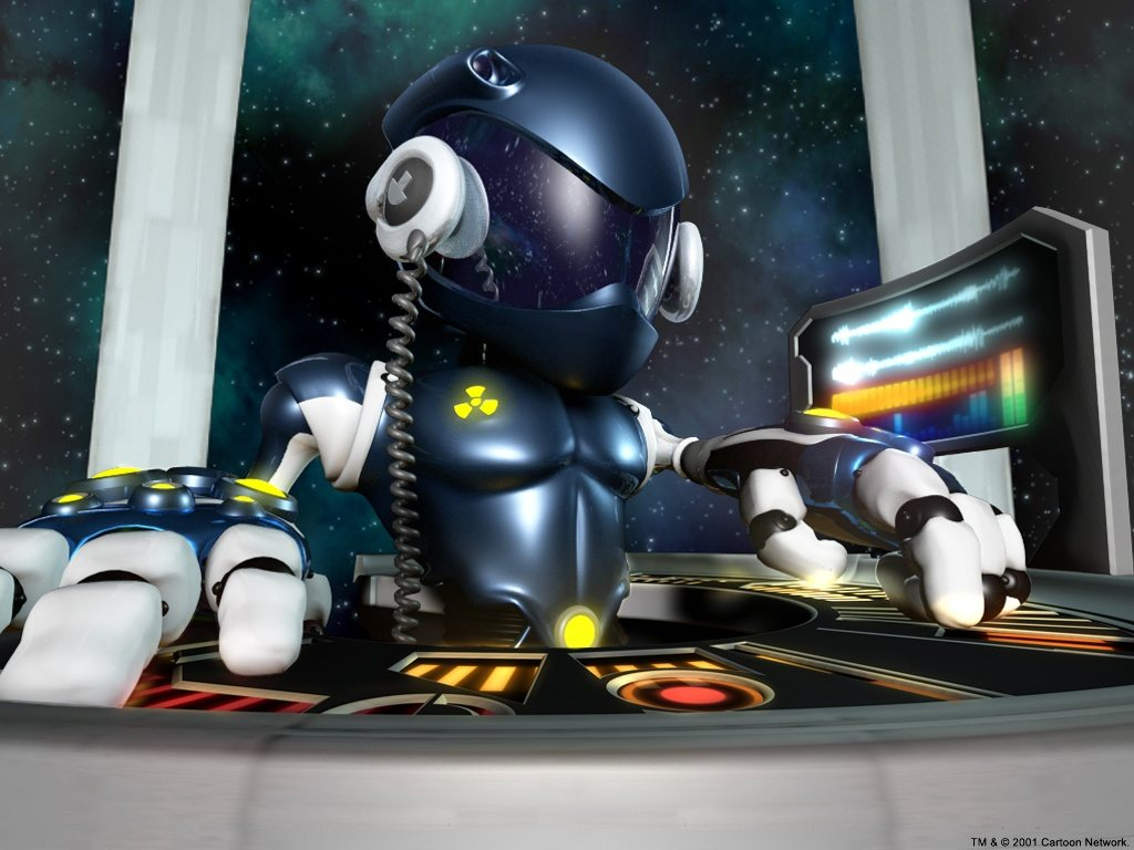 Commercial Pilot Wallpaper Hd Robot Djs Good For Clubs Terrible For Fans