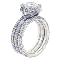 Ring Settings: Different Engagement Ring Settings Types