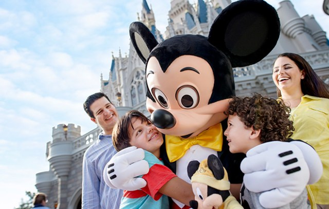 Walt Disney World Magic Together Package