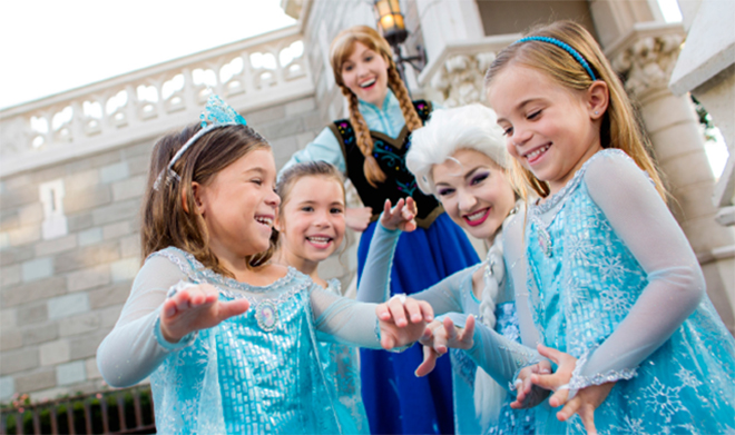 Walt Disney World Vacation Package Save With A Kidsize Offer - Disney vacation packages 2016