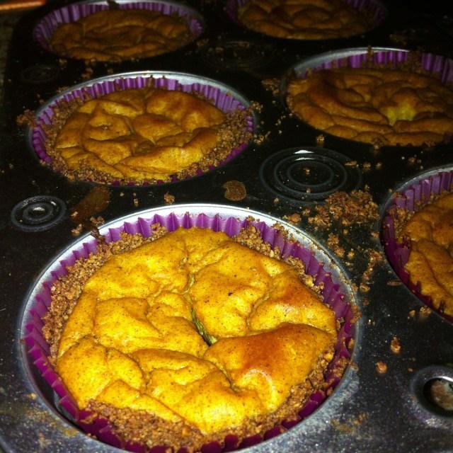 Pumpkin Tartlettes