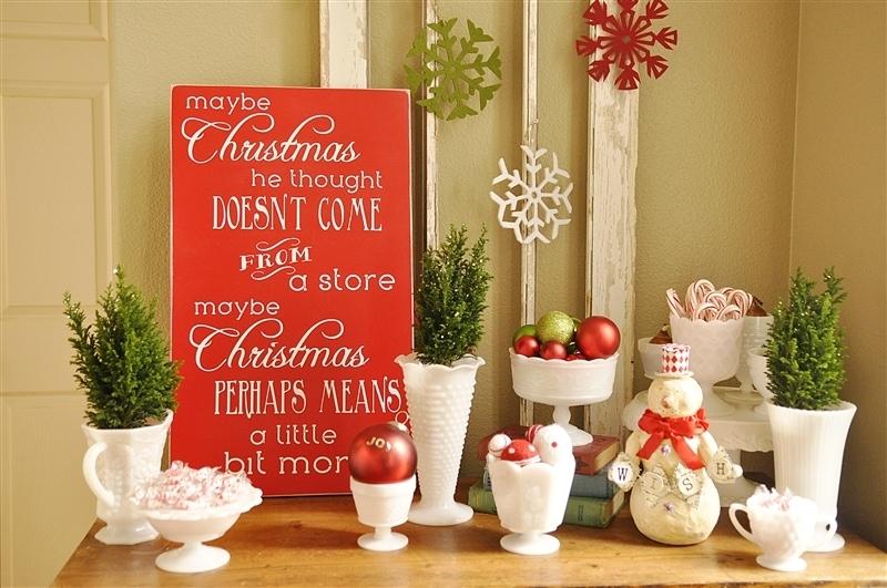 Dr Seuss Christmas Quote Subway Art Tutorial - dr seuss christmas decorations