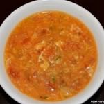 Tomato Egg Drop Soup