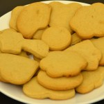 Healthy Whole Wheat Flour Cookies