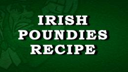 Irish Poundies Recipe