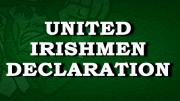 Declaration of The United Irishmen
