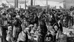 The History of Irish Diaspora