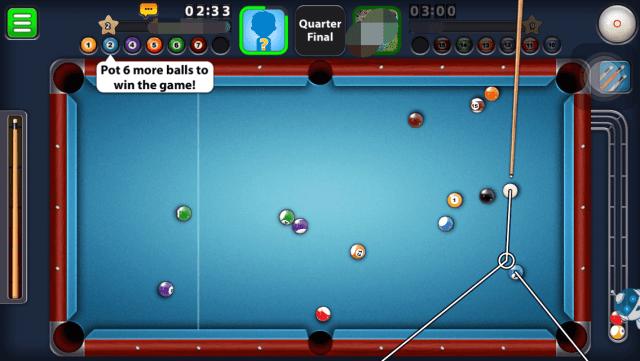 Trucchi 8 Ball Pool