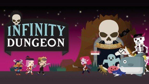 Trucchi Infinity Dungeon Evolution F! iOS, iPhone, iPad