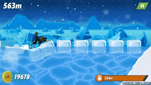 Trucchi Arctic Cat Snowmobile Racing APK Android