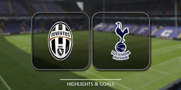 Juventus-vs-Tottenham-Hotspur